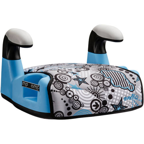 Evenflo Amp Select No-Back Booster Car Seat