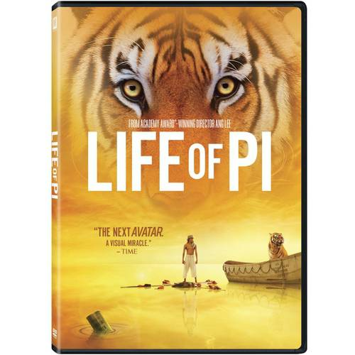 Life Of Pi (With INSTAWATCH) (Widescreen)