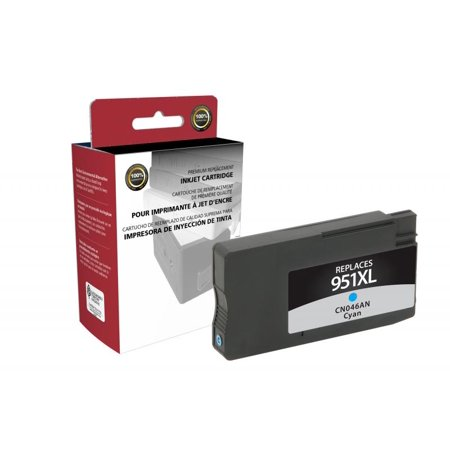 WEST POINT PRODUCTS 118092 WPP Remanufactured High Yield Cyan Ink Cartridge for Officejet Pro 251dw  276dw  8100  8600 (Alternative for HP CN046AN  951XL) (1 500 (Hp Officejet Pro 8600 Ink Cartridge Installation)