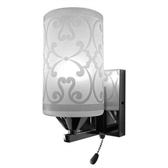 53f52d4347b0 Elitlife Elegant Style Modern Wall Light Lamp Pattern Indoor Energy Saving  for Bedside Lamp/Stair Lamp/Wall Sconce/Living Room w - Walmart.com