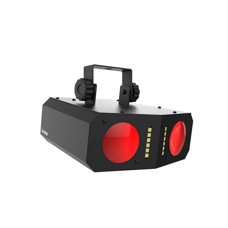 Chauvet Black Shadow - Chauvet DJ Duo Moon Plug and Play LED Beam Lighting Compact Stage Light Effect