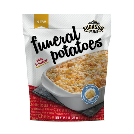 Farm Food (Augason Farms Funeral Potatoes 13.6 oz Food Pouch )