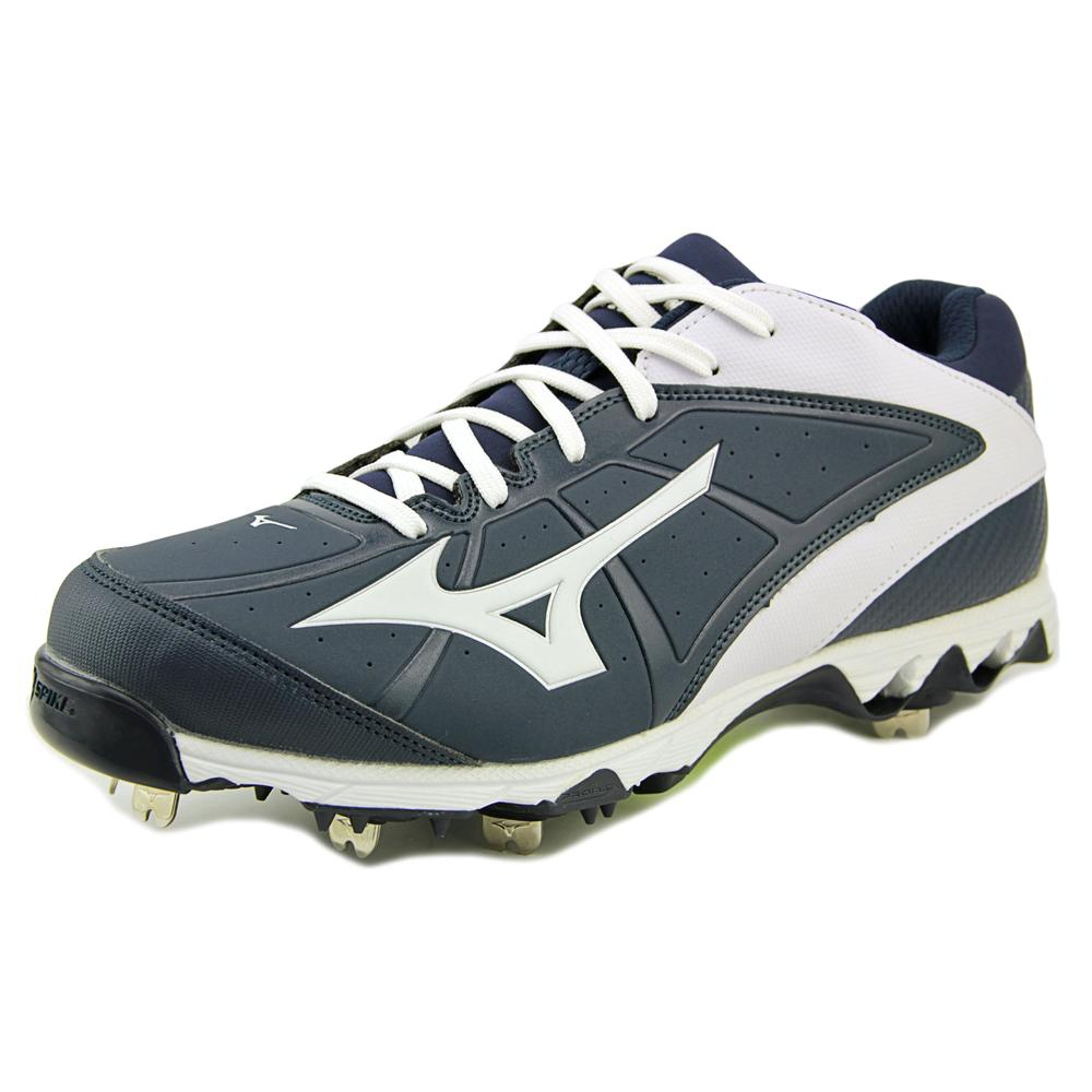 Mizuno 9-Spike Swift 4 Women Round Toe Synthetic Blue Cleats by Mizuno