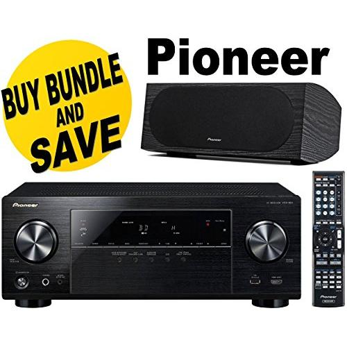 Pioneer VSX-824 5.2-Channel Network A/V Receiver (Black) ...