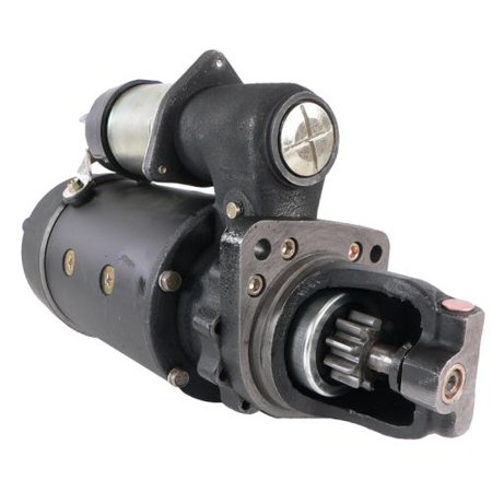 DB Electrical SDR0055 Starter For Case 1550 821 Caterpillar 3208 3304 3306 215 219 225 231 330  571 613 963 D6 D7  518 528 814 Cummins C Series - 10c Series