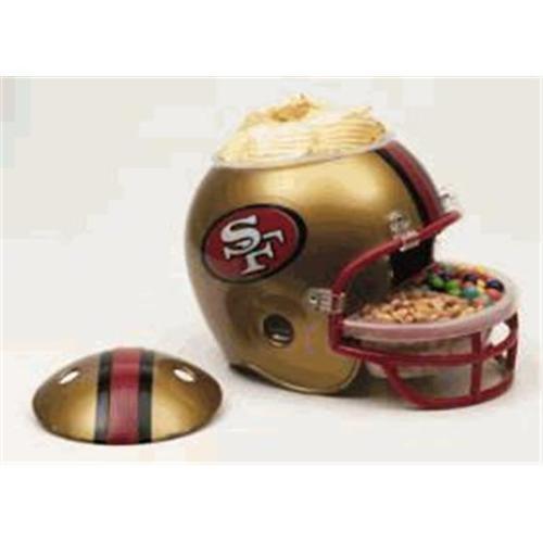 Wincraft WN-2601292 San Francisco 49ers Snack Helmet