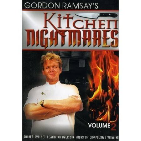 Gordon Ramsays Kitchen Nightmares  Vol  2 Gordon