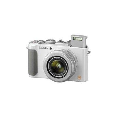 Panasonic Lumix Lx7 10.1Mp Full Hd 60P Digital Camera With Fast & Bright Leica Optics-White Lumix Lx7 10.1Mp... by Panasonic