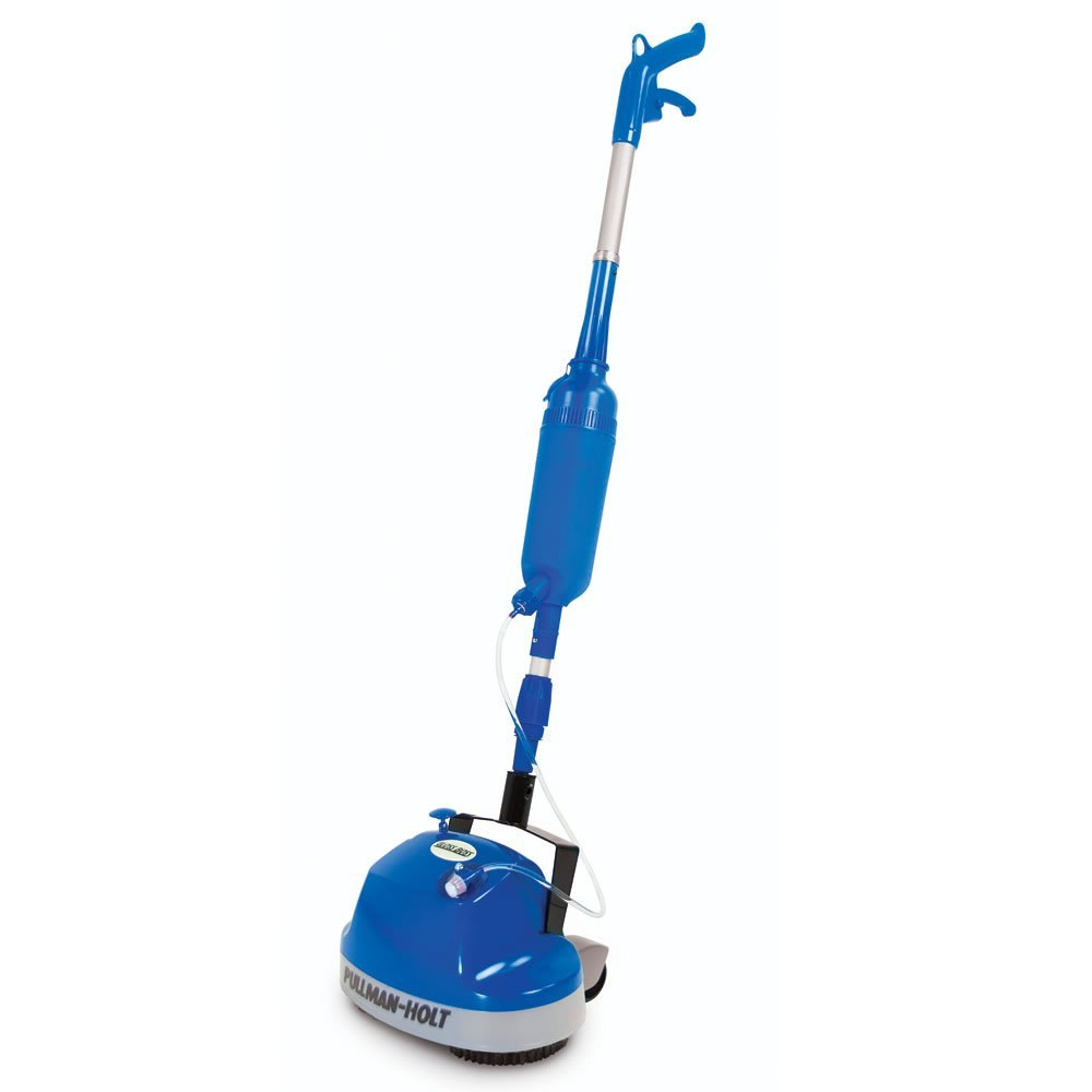 Pullman Holt Gloss Boss Plus Floor Scrubber, Buffer With Attached Spray  Applicator B200776
