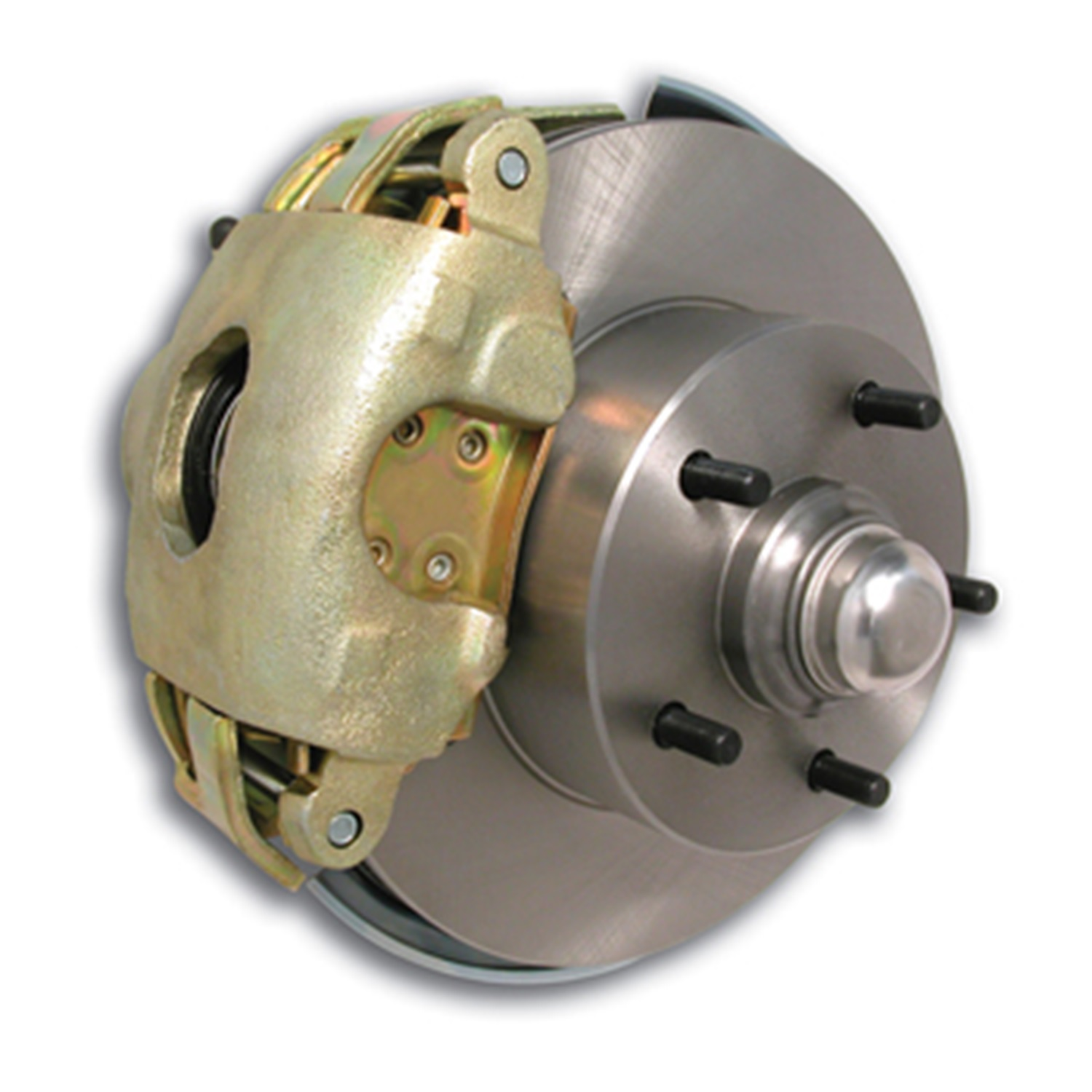 SSBC Performance Brakes A123 Drum To Disc Brake Conversion Kit