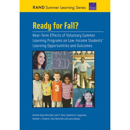 Ready for Fall? Near-Term Effects of Voluntary Summer Learning Programs on Low-Income Students' Learning Opportunities and Outcomes - (Best Credit Card For Low Income Students)