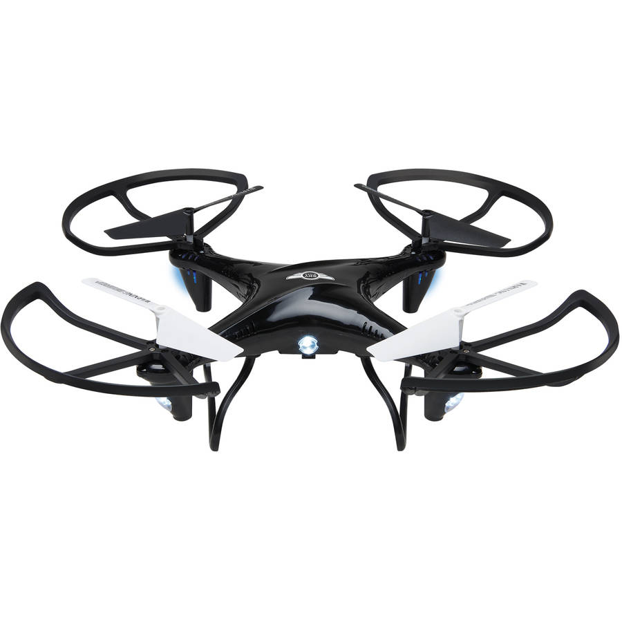 Sky Rider Falcon 2 Pro Quadcopter Drone with Video Camera, DRC377B