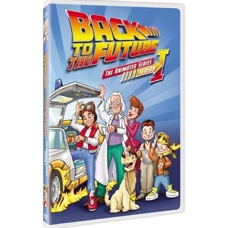 back to the future the animated series season 1. Black Bedroom Furniture Sets. Home Design Ideas