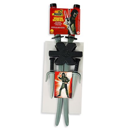 Dragon Ninja Weapon Set Child Halloween Costume - Ninja Weapons