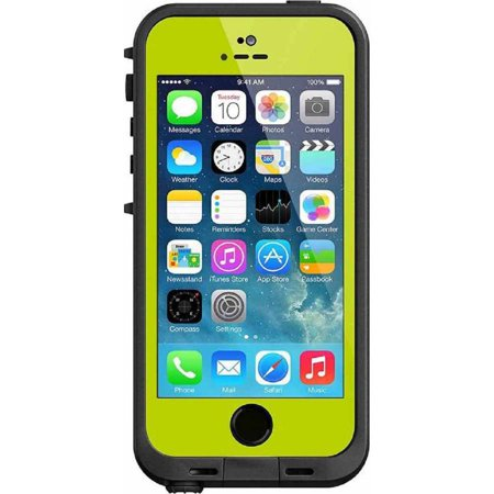 iPhone 5 5SE 5S Lifeproof fre series case - Walmart.com efe90250c