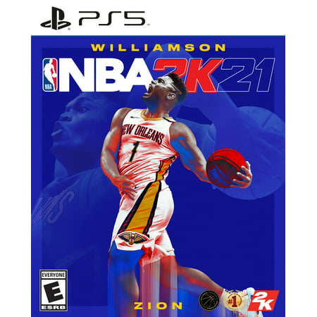 NBA 2K21, 2K, PlayStation 5, 710425577130