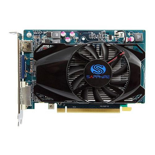 Sapphire AMD Radeon HD 6670 1GB DDR3 PCI-Express Graphics Card