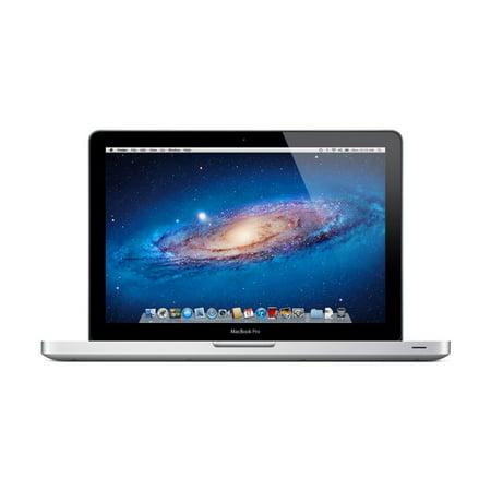 Apple Macbook Pro 13 3  Intel Dual Core I5 2 5Ghz 4Gb 500Gb Laptop   Md101lla