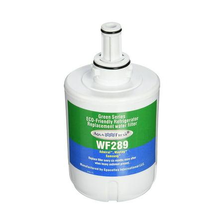 replacement aqua fresh da29 00003g wf289 water filter for samsung