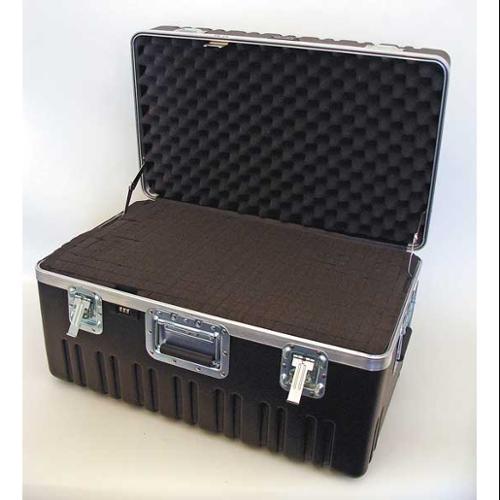 """Platt 27-1/2"""", Protective Case, HMW Polyethylene, Black, 261613AH"""