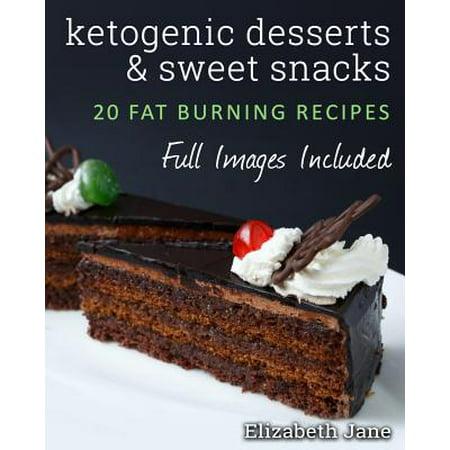 Ketogenic Desserts and Sweet Snacks - Halloween Sweet Snack Ideas