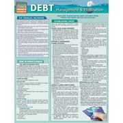 BarCharts 9781423221524 Debt Management & Elimination Quickstudy Easel