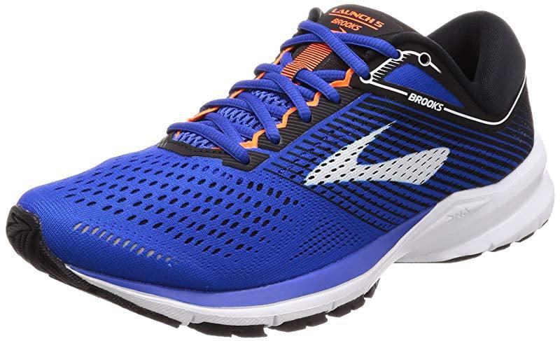 Launch 5 Running Shoe, Blue