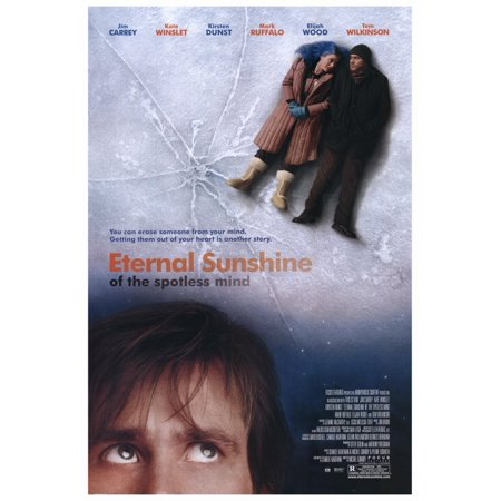 Eternal Sunshine Of The Spotless Mind  2004  27X40 Movie Poster
