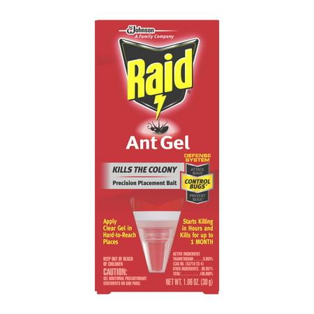 Raid Ant Gel, 1.06 Ounces for $<!---->