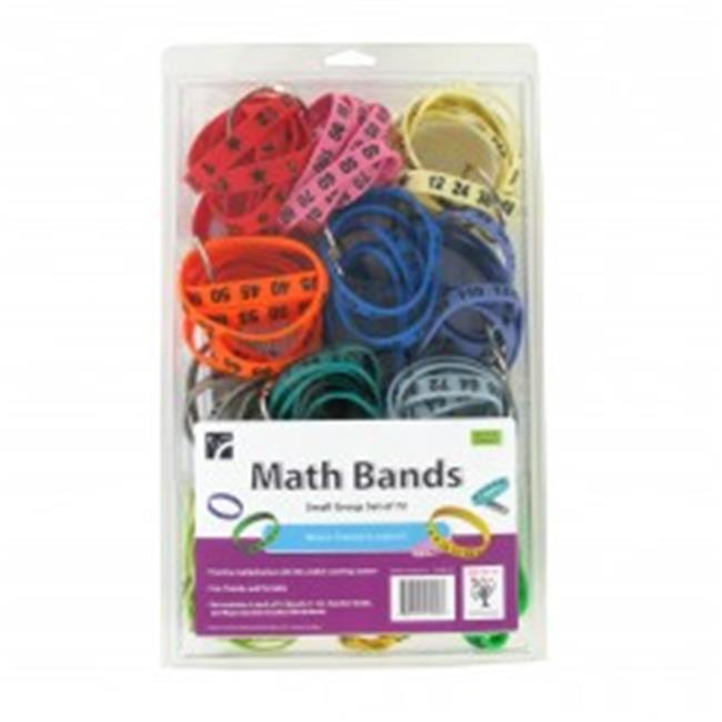 American Educational SR-MB-SGP Math Bands Small Group Set