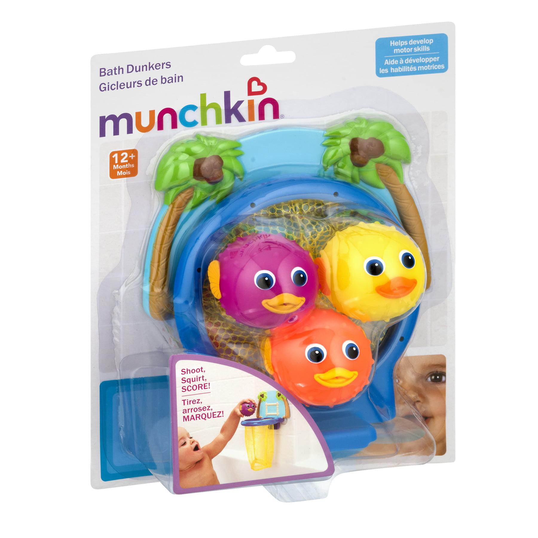 Munchkin Bath Dunkers - Walmart.com