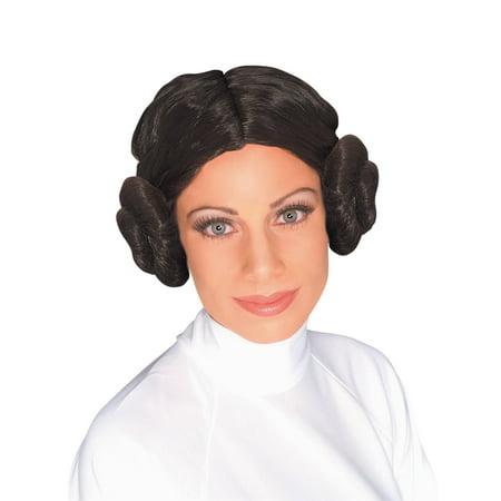 Leia Hair (Adult Princess Leia Wig)