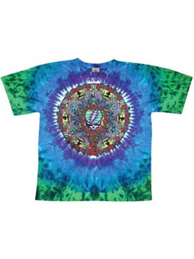 742907a1cdb5 Product Image Grateful Dead Men's Celtic Mandala Tie Dye T-shirt Multi