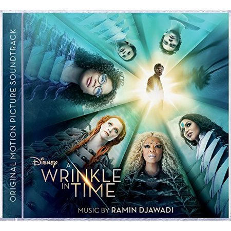 A Wrinkle in Time (Original Motion Picture Soundtrack) (CD) (Limited Edition) (Halloween 4 Limited Edition Soundtrack)