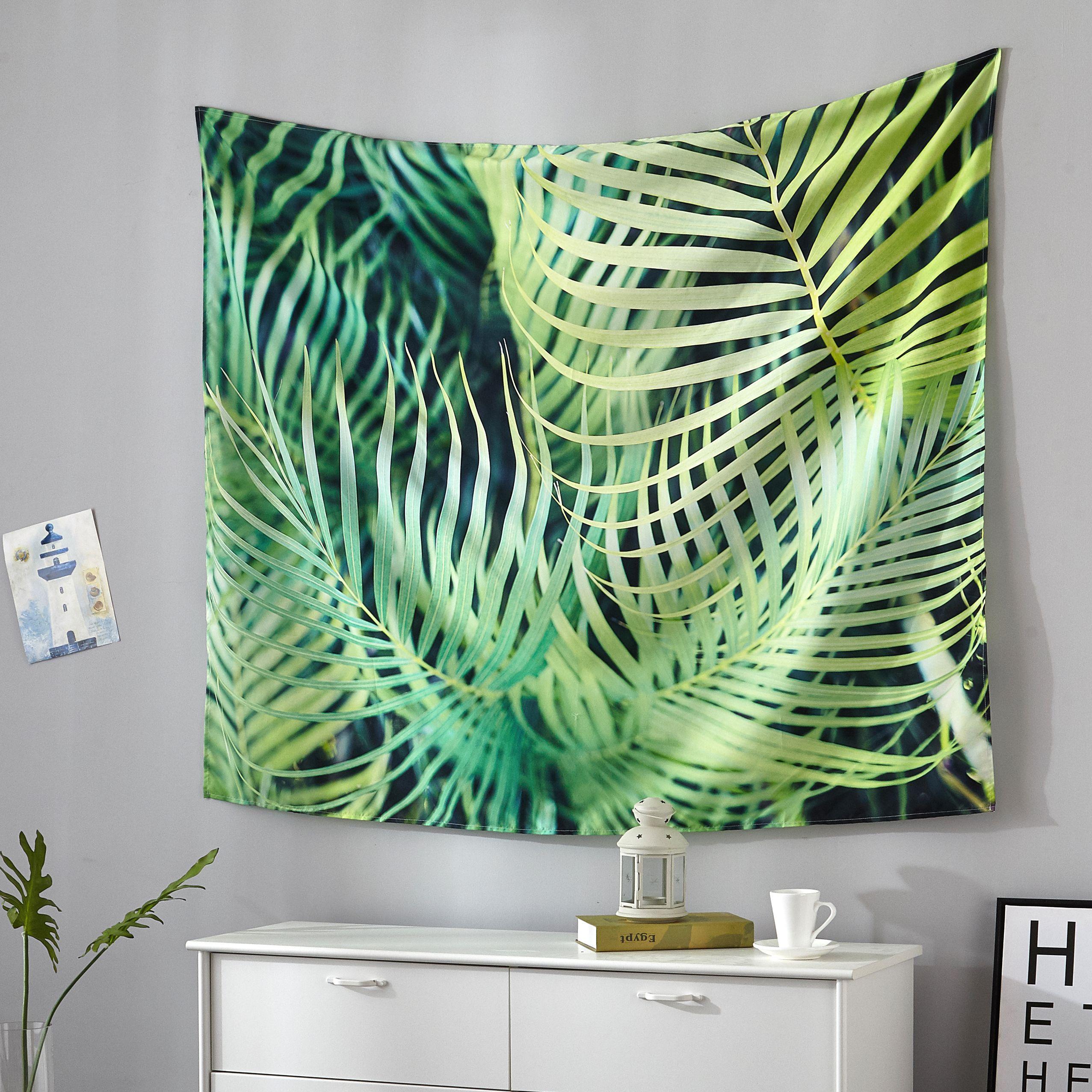 Mainstays Palm Tree Tapestry 50 x 60 in by Idea Nuova