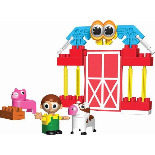 Kids K'NEX Farmyard Friends Building Set
