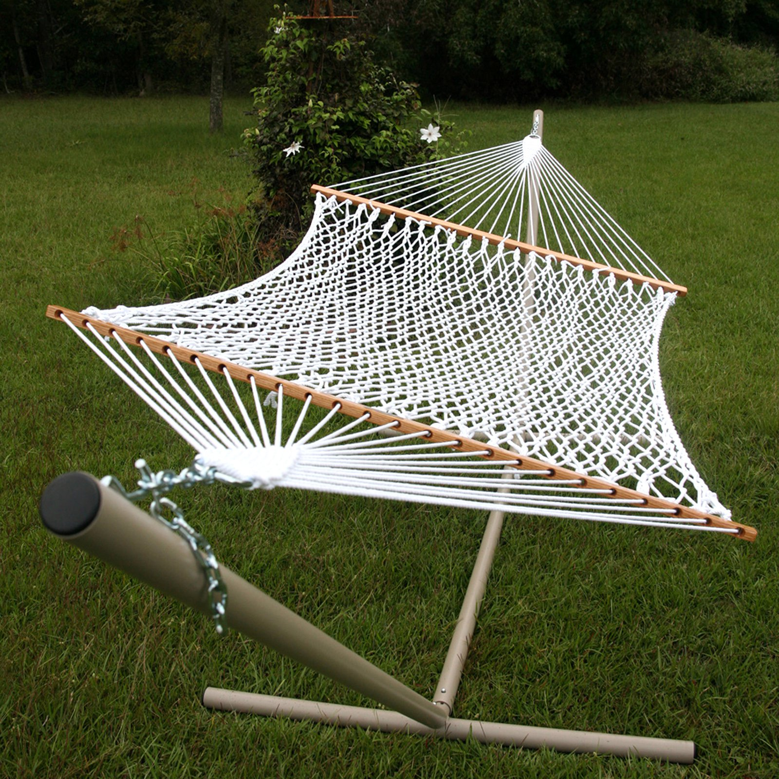 pawleys hammock original hammocks stand polyester island sale xx large rope on