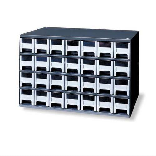 AKRO-MILS 19228 Drawer Bin Cabinet, 11 In. D, 17 In. W