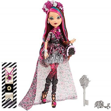 Ever After High Spring Unsprung Briar Beauty Doll (Ever After High Dress Up Apple White)
