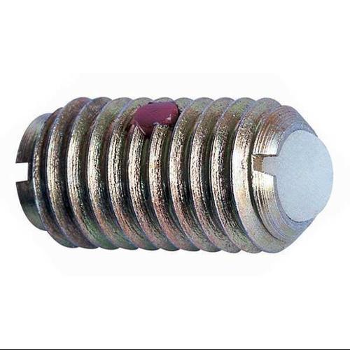 TE-CO 5380401 Plunger, Ball, Lgt, Steel, 1/4, 17/32, PK5