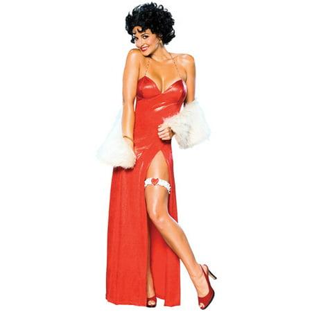 Betty Boop Deluxe Starlet Adult Halloween Costume