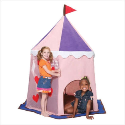 Bazoongi Kids Fairy Princess Castle Play Tent  sc 1 st  Walmart.com & Bazoongi Kids Fairy Princess Castle Play Tent - Walmart.com