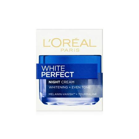 L'Oreal Paris White Perfect Night Cream, 50ml - Paris Stuff