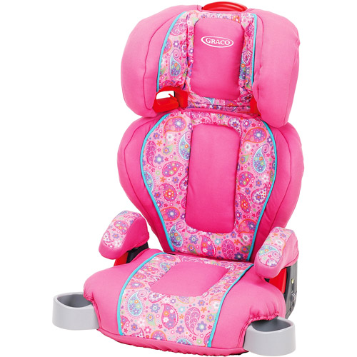 Graco - Turbo Baby Booster Car Seat, Annette