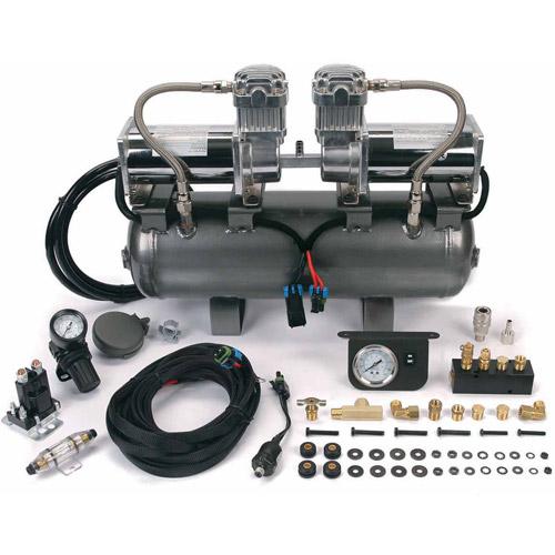 VIAIR 30018 200 PSI Hi-Pressure 2 on 2 System
