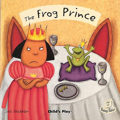 Flip Up Fairy Tales: The Frog Prince (Paperback)
