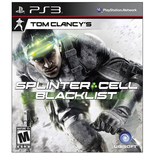 Tom Clancy'S Splinter Cell Bla (PS3) - Pre-Owned