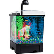 Tetra: 1.5 Gallon Glowing Fish Aquarium Kit, 1 kt