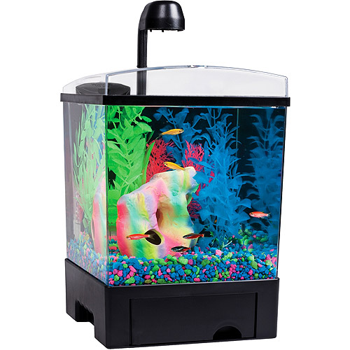 Tetra GloFish Aquarium Kit, 1.5 Gallons