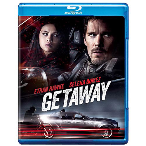 Getaway (Blu-ray   Digital HD) (With INSTAWATCH) (Widescreen)